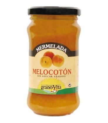 Mermelada de melocotón con fructosa de Granovita