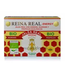 REINA REAL ENERGY BIO 20 Cápsulas de Robis