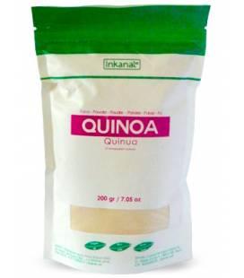 Quinoa en polvo bolsa 200g de Inkanat