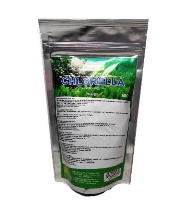 Chlorella BIO en polvo bolsa 250g de Inkanatura