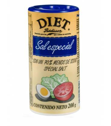 SAL BAJA EN SODIO 200g de Diet Radisson