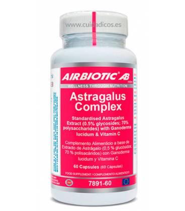 Astragalus complex 60 Cápsulas de Airbiotic