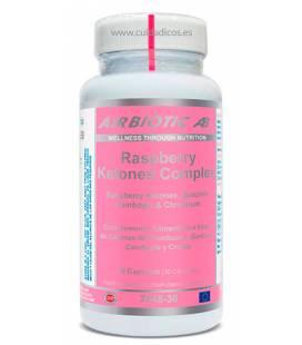 RASPBERRY KETONES COMPLEX 30 Cápsulas de Airbiotic