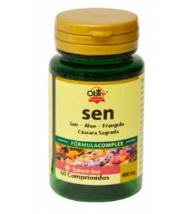 SEN COMPLEX 400mg EXTRACTO SECO) 60 Comprimidos de Obire
