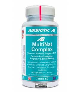 Multinat complex 60 Cápsulas de Airbiotic