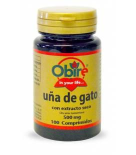 UÑA DE GATO 500mg (EXTRACTO SECO) 100 Comprimidos de Obire