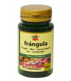Frángula Complex 450mg (Extracto seco) 60 comprimidos de Obire