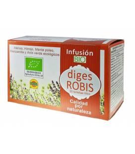 Infusión BIO digestiva Diges Robis 20 bolsitas 1,4g de Robis