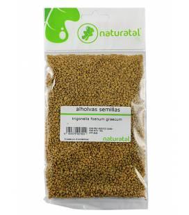 Alholvas semillas (Trigonella foenum-graecum) 100g de Naturatal