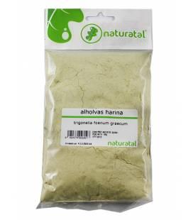 Alholvas harina (Trigonella foenum-graecum) 120g de Naturatal