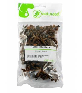 Anis estrellado (Illicium verum) 60g de Naturatal