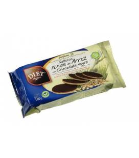 GALLETAS FINAS ARROZ Y CHOCOLATE SIN GLUTEN 140g de Diet Radisson