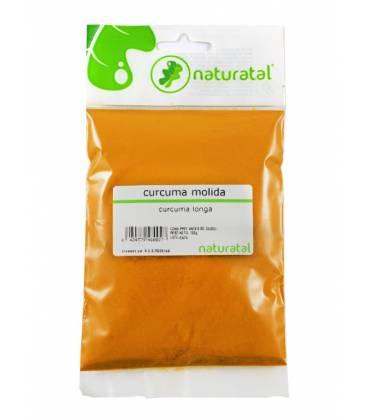 Curcuma molida (Curcuma longa) 100g de Naturatal
