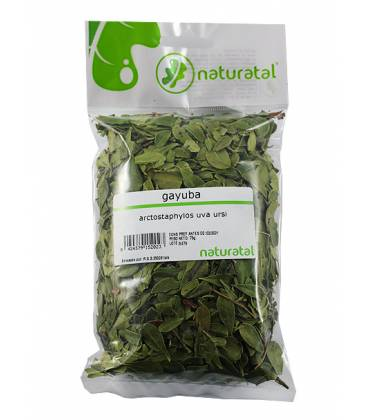 Gayuba (Arctostaphylos uva-ursi) 75g de Naturatal