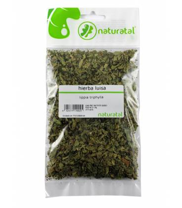 Hierba luisa (Lippia citriodora) 20g de Naturatal