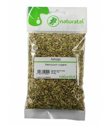Hinojo semillas (Foeniculum vulgare) 100g de Naturatal