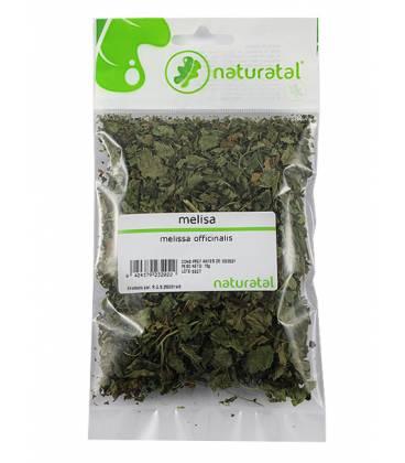 Melisa hojas 1ª (Melissa officinalis) 15g de Naturatal
