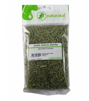 Poleo blanco planta (Satureja fruticosa) 50g de Naturatal
