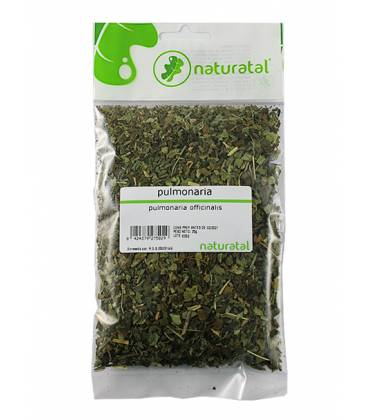 Pulmonaria (Pulmonaria officinalis) 25g de Naturatal