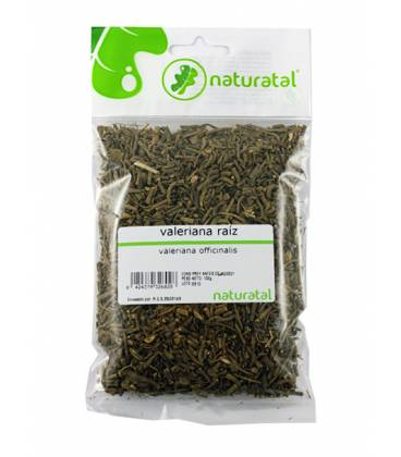 Valeriana raiz (Valeriana officinalis) 100g de Naturatal