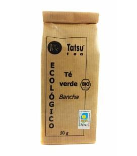 """Té verde chino BIO """"Bancha"""" 50g de Tatsu Tea"""