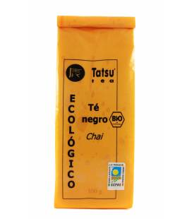 Té negro CHAI BIO 100g de Tatsu Tea
