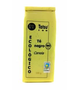 Té negro BIO con canela 100g de Tatsu Tea