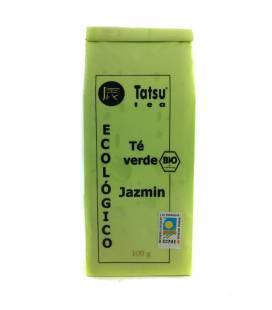 Té verde BIO JAZMIN 100g de Tatsu Tea