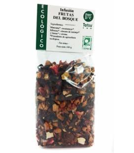 Infusión de frutas del bosque 100g de Tatsu Tea
