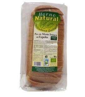 Pan de molde integral espelta BIO 260g de Horno Natural