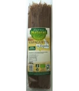 Espaguetis integrales espelta BIO 250g de Horno Natural