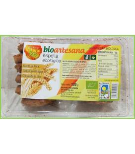 Galleta artesana integral espelta BIO 130g de Horno Natural