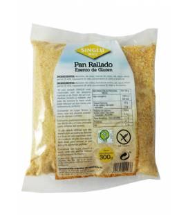 Pan de maíz rallado SINGLU 300g La Campesina