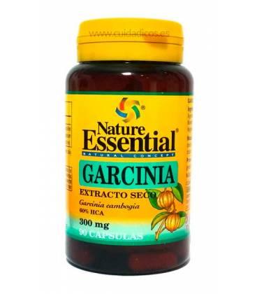 Garcinia cambogia (extracto seco) 300mg 90 cápsulas de Nature Essential