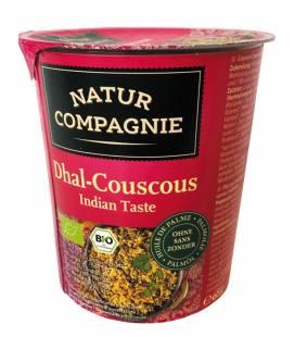 Couscous indio instántaneo BIO vaso de Natur Compagnie