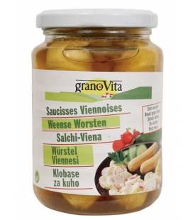 Salchicha vegetal Viena de Granovita (Tarro de cristal)