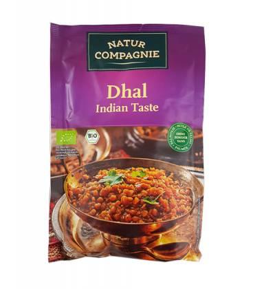 DHAL Indial Taste BIO al curry 150g de Natur Compagnie