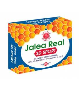 Jalea Real 3D Sport 14 ampollas de Fitokey