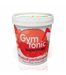 Gym tonic SuperShake ECO tarrina 250g de Energy Fruits