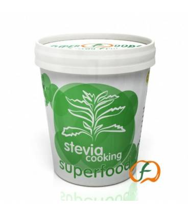 Stevia cooking tarrina 250 gr de Energy Fruits