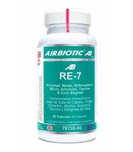 RE-7 60 cápsulas de Airbiotic