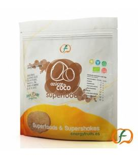 Azúcar de coco ecológico 500g de Energy Fruits