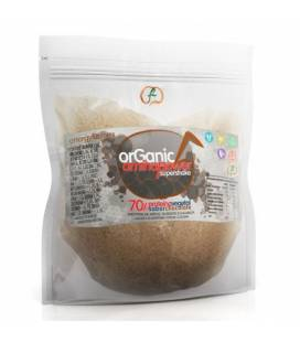 Organic amino power 70% chocolate eco 500 gr de Energy Fruits