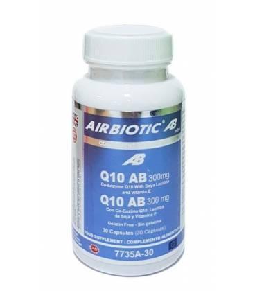 Co-enzima Q10 30 Cápsulas de 300mg de Airbiotic AB