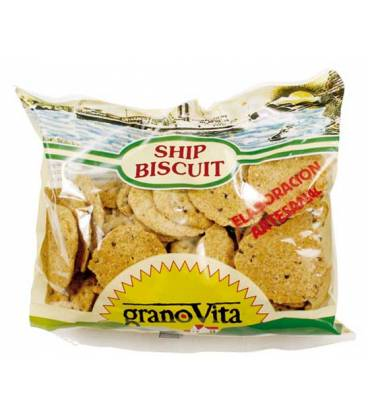 Ship Biscuit (Galletas saladas) de Granovita