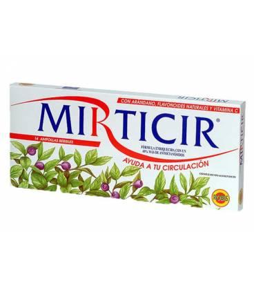 MIRTICIR 14 Ampollas de 10cc de Robis