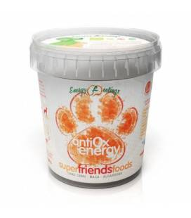 Antiox Energy Super Friends Food ECO 500g para mascotas de Energy Feelings