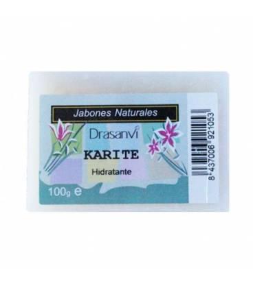 Jabon karite 100 gr de Drasanvi