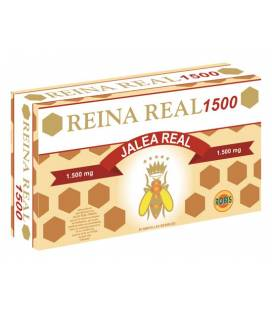 REINA REAL 1500 20 Ampollas de 10ml de Robis