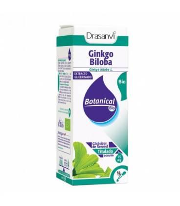 Glicerinado ginkgo biloba 50 ml botanical bio de Drasanvi